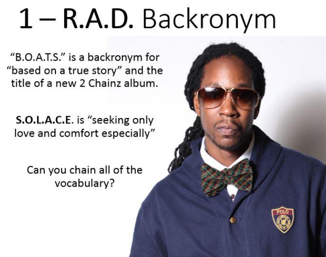 Backronym